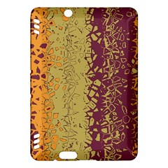 Scattered Pieces Kindle Fire Hdx Hardshell Case