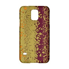 Scattered pieces Samsung Galaxy S5 Hardshell Case