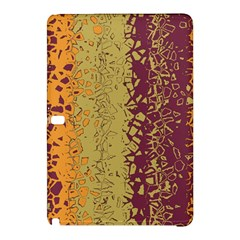 Scattered pieces Samsung Galaxy Tab Pro 10.1 Hardshell Case
