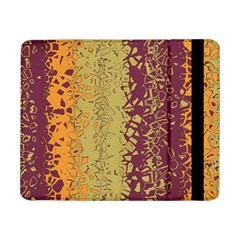 Scattered Pieces Samsung Galaxy Tab Pro 8 4  Flip Case