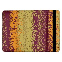 Scattered pieces Samsung Galaxy Tab Pro 12.2  Flip Case