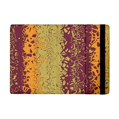 Scattered pieces Apple iPad Mini 2 Flip Case