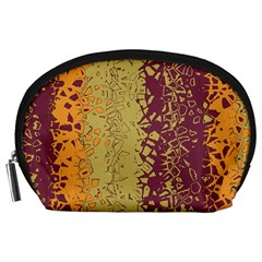 Scattered pieces Accessory Pouch (Large)