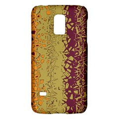 Scattered pieces Samsung Galaxy S5 Mini Hardshell Case