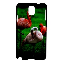 3pinkflamingos Samsung Galaxy Note 3 N9005 Hardshell Case
