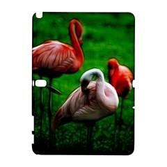 3pinkflamingos Samsung Galaxy Note 10.1 (P600) Hardshell Case