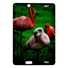 3pinkflamingos Kindle Fire HD (2013) Hardshell Case