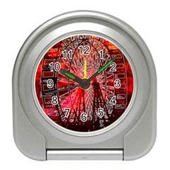 Vintage 1893 Chicago Worlds Fair Ferris Wheel Desk Alarm Clock
