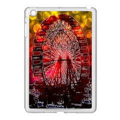 Vintage 1893 Chicago Worlds Fair Ferris Wheel Apple Ipad Mini Case (white)