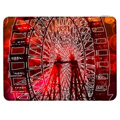 Vintage 1893 Chicago Worlds Fair Ferris Wheel Samsung Galaxy Tab 7  P1000 Flip Case