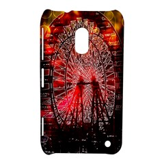 Vintage 1893 Chicago Worlds Fair Ferris Wheel Nokia Lumia 620 Hardshell Case