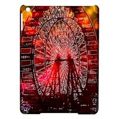 Vintage 1893 Chicago Worlds Fair Ferris Wheel Apple iPad Air Hardshell Case