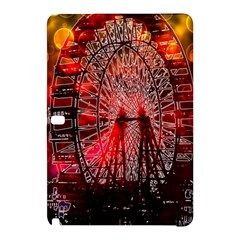 Vintage 1893 Chicago Worlds Fair Ferris Wheel Samsung Galaxy Tab Pro 12.2 Hardshell Case