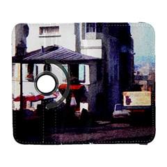 Vintage Paris Cafe Samsung Galaxy S  Iii Flip 360 Case