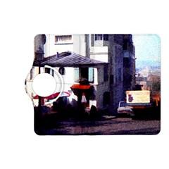 Vintage Paris Cafe Kindle Fire HD (2013) Flip 360 Case