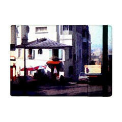 Vintage Paris Cafe Apple iPad Mini 2 Flip Case