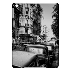 Vintage Paris Street Apple iPad Air Hardshell Case