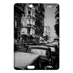 Vintage Paris Street Kindle Fire HD (2013) Hardshell Case