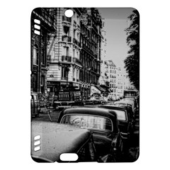 Vintage Paris Street Kindle Fire HDX Hardshell Case