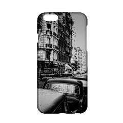 Vintage Paris Street Apple Iphone 6 Hardshell Case