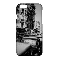 Vintage Paris Street Apple iPhone 6 Plus Hardshell Case