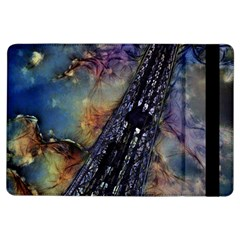 Vintage Eiffel Tower Abstract Apple Ipad Air Flip Case