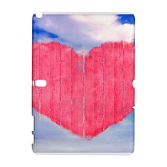 Pop Art Style Love Concept Samsung Galaxy Note 10 1 (p600) Hardshell Case