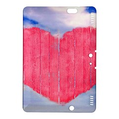 Pop Art Style Love Concept Kindle Fire HDX 8.9  Hardshell Case