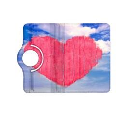 Pop Art Style Love Concept Kindle Fire Hd (2013) Flip 360 Case