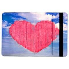 Pop Art Style Love Concept Apple Ipad Air 2 Flip Case