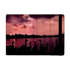 7 Geese At Sunset Apple Ipad Mini 2 Flip Case