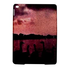 7 Geese At Sunset Apple iPad Air 2 Hardshell Case