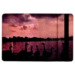 7 Geese At Sunset Apple iPad Air 2 Flip Case