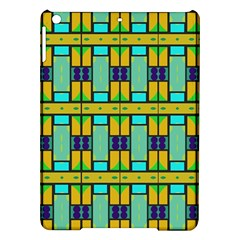 Different shapes pattern Apple iPad Air Hardshell Case