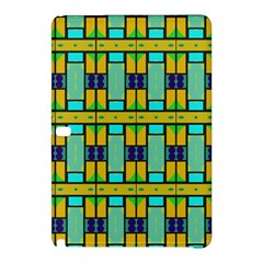 Different shapes pattern Samsung Galaxy Tab Pro 12.2 Hardshell Case
