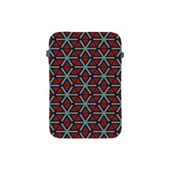 Cubes Pattern Abstract Design Apple Ipad Mini Protective Soft Case