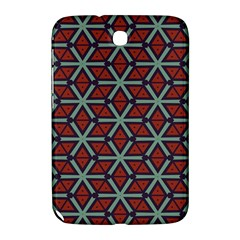 Cubes Pattern Abstract Design Samsung Galaxy Note 8 0 N5100 Hardshell Case