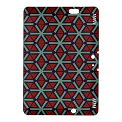 Cubes pattern abstract design Kindle Fire HDX 8.9  Hardshell Case