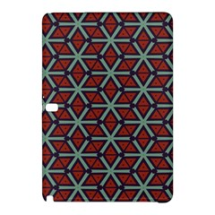 Cubes pattern abstract design Samsung Galaxy Tab Pro 10.1 Hardshell Case