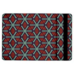 Cubes pattern abstract design Apple iPad Air Flip Case