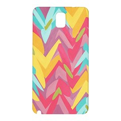 Paint Strokes Abstract Design Samsung Galaxy Note 3 N9005 Hardshell Back Case
