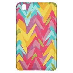 Paint strokes abstract design Samsung Galaxy Tab Pro 8.4 Hardshell Case