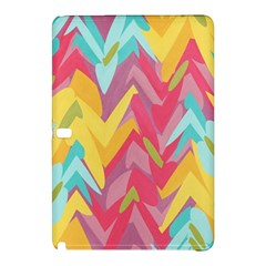 Paint strokes abstract design Samsung Galaxy Tab Pro 12.2 Hardshell Case