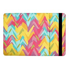 Paint strokes abstract design Samsung Galaxy Tab Pro 10.1  Flip Case