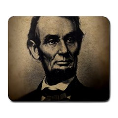 Vintage Civil War Era Lincoln Large Mouse Pad (rectangle)