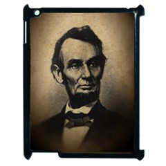 Vintage Civil War Era Lincoln Apple Ipad 2 Case (black)