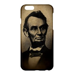 Vintage Civil War Era Lincoln Apple iPhone 6 Plus Hardshell Case