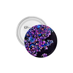 Abstract Lilacs 1 75  Button