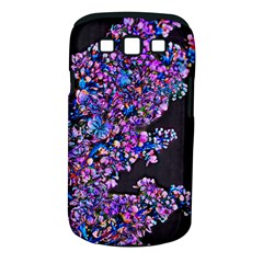 Abstract Lilacs Samsung Galaxy S Iii Classic Hardshell Case (pc+silicone)