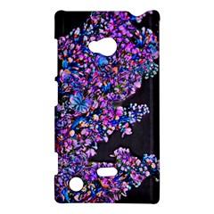 Abstract Lilacs Nokia Lumia 720 Hardshell Case